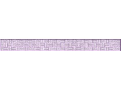 Cersanit Motive Violet (GL7H221)  Стеклянный: Glass