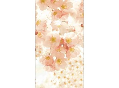 Cersanit Nature Blossom 2 (NT2H012D)  (компл. из 4 шт)