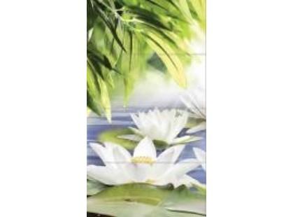 Cersanit Nature Lotus 1 (NT2H021D)  (компл. из 4 шт)