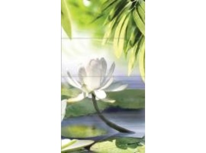 Cersanit Nature Lotus 3 (NT2H023D)  (компл. из 4 шт)
