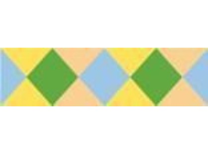 Cersanit Palitra Ромбы (многоцветный)