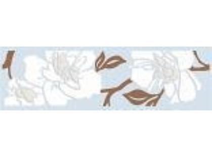 Cersanit Palitra Св.голубой (Цветы)