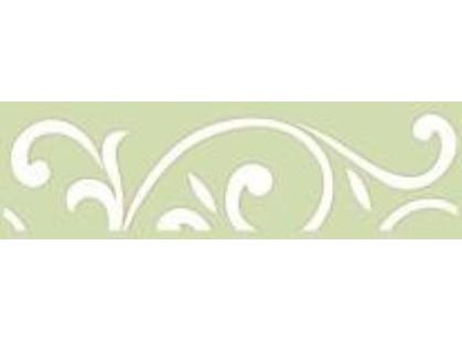 Cersanit Palitra Св.зеленый (Узор)