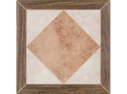 Cersanit Persa Wood Frame Бежевый PRS-GGE013