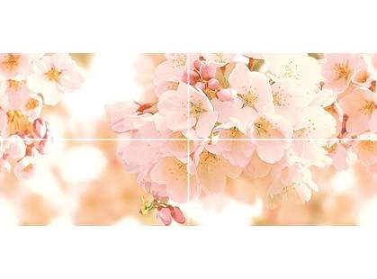 Cersanit Sunrise (Cherry) Cherry  Многоцветное (CW2H454DT)