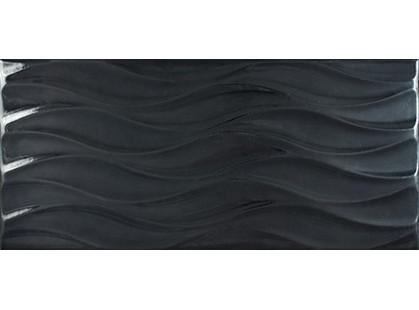 Cersanit Wave Чёрная (WAG401)