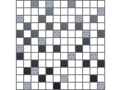 Cifre Primavera Mosaico White-Gris