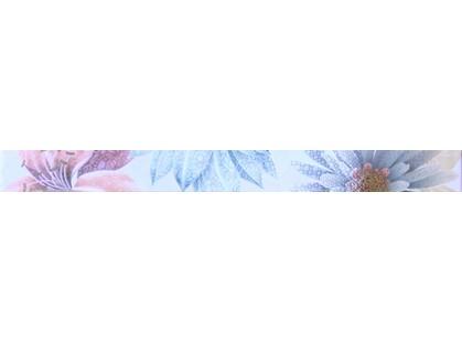 Cifre Soul Cenefa Flower Azul