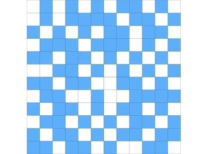 Cifre Soul Shine Mosaico White-Blue