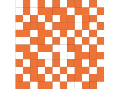 Cifre Soul Shine Mosaico White-Orange
