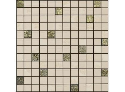 Cifre Udine Mosaico Alheri Beige-Gold