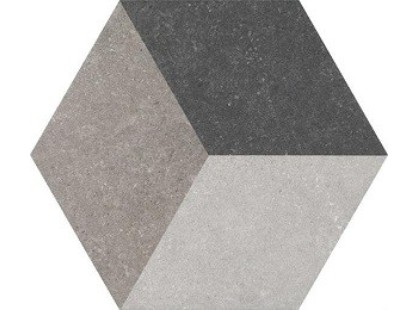 Codicer Traffic 3D Grey Hex 25