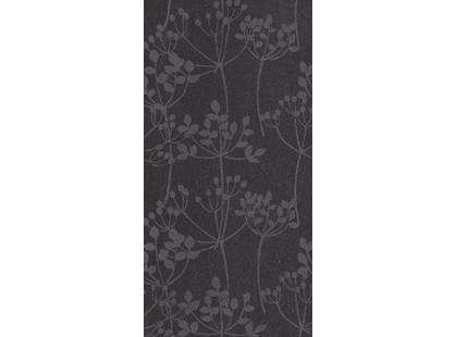 Coem Basaltina Decoro Flora Dark Grey