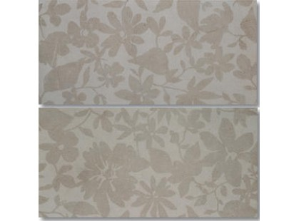 Coem Corton Flower Grey