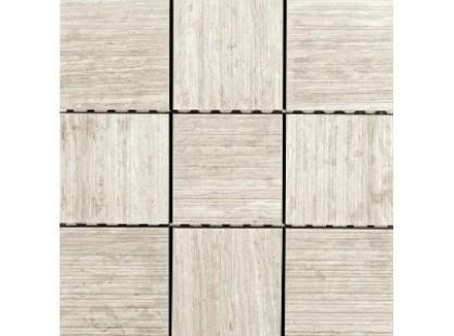 Coem Millerighe Mosaico Damier Platinum White
