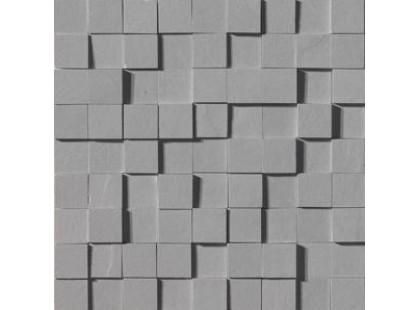 Coem Schiefer Mosaico Multispessore Grey