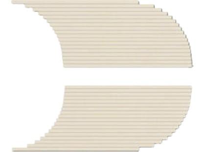Coem Tinte Unite Xs Semitondo Sx-dx 11 Warm White