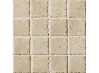 Coem Travertino Romano Al Contro Mosaico Beige 7,5x7,5-2