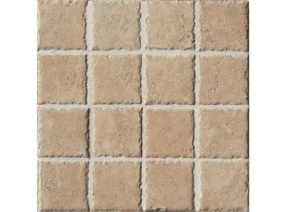Coem Travertino Romano Al Contro Mosaico-walnut 7,5x7,5