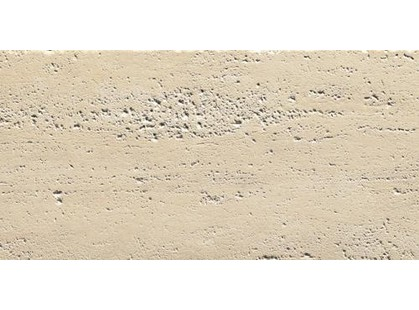 Coem Travertino Romano Scanalato Beige 45x90-2