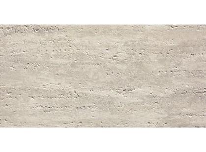 Coem Travertino Romano Scanalato Silver 45x90