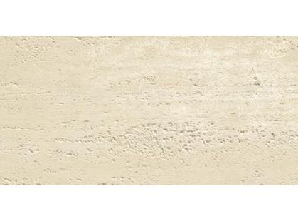 Coem Travertino Romano Scanalato White 45x90