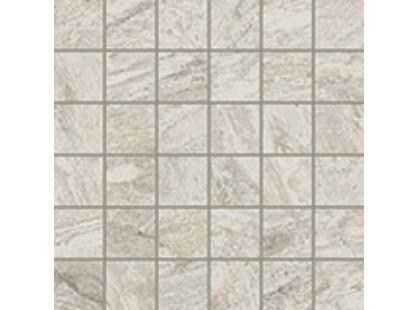 ColiseumGres Alpi Bianco Inserto Mosaico