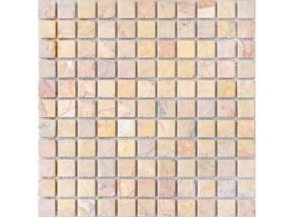 Colori Viva Natural Stone CV20004	Mos.Nat.Sunny Peach 2.5x2.5