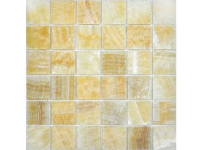 Colori Viva Natural Stone CV20011Mos.Polished Golden Oniyx 5x5