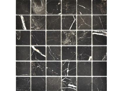 Colori Viva Natural Stone CV20017	Mos.Polished Brown Fantasy 5x5