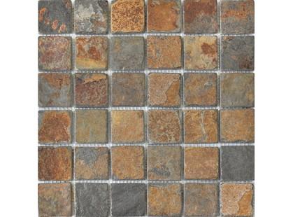 Colori Viva Natural Stone CV20019Mos.Nat.China Rusty 5x5