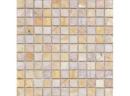 Colori Viva Natural Stone CV20043Mos.Nat./Polished Sunny Peach 2.5x2.5