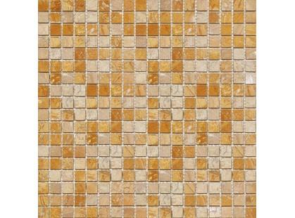 Colori Viva Natural Stone CV20049Mos.Nat./Polished Golden Travertin 1.5x1.5