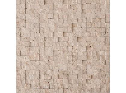 Colori Viva Natural Stone CV20145 Mos.Turkish Travertine Split 1.5x1.5