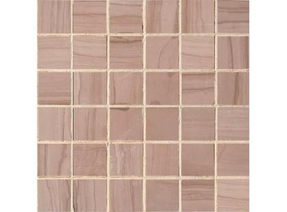 Colori Viva Natural Stone CV20151 Mos. Dark Wooden Vein Honed 5x5