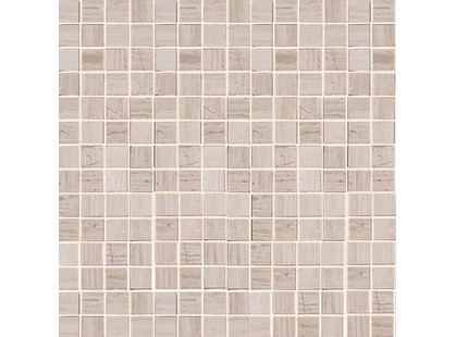 Colori Viva Natural Stone CV20153	 Mos. Light Wooden Vein Polished 2x2