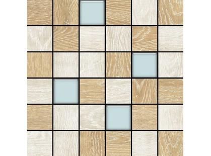 Colorker Eternal Wood Mosaico Mix Glass C 5x5