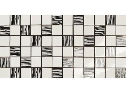 Dado Ceramica Alterego Mosaico  Platino Bianco
