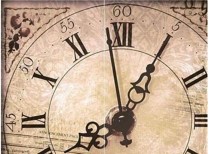 Дельта Керамика Clock P2-1D176  (из 2-х пл.)