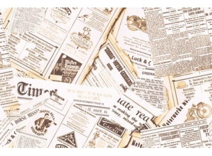 Дельта Керамика Newspapers 3D3130