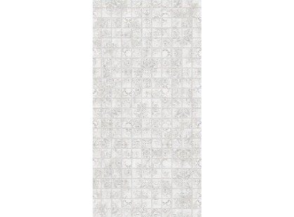 Dual Gres Buxy Modus London Mosaico Deluxe White