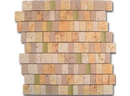 Dune Mosaicos Mosaico Travertino Panfilia  184998