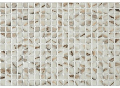 Eco Ceramic Romanmosaic Blanco Rev.