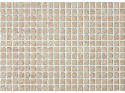 Eco Ceramic Romanmosaic Crema Rev.