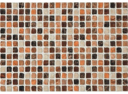 Eco Ceramic Romanmosaic Ocre Rev.