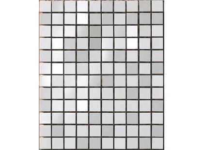 EdilCuoghi Ceramiche Candi Bianco Mosaico Lustro