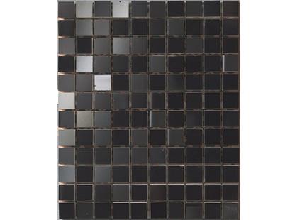 EdilCuoghi Ceramiche Candi Candi Nero Mosaico Lustro