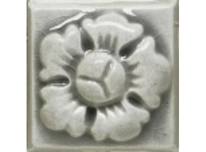 Elios Ceramica Wine Country Taupe Spring Flower Taupe