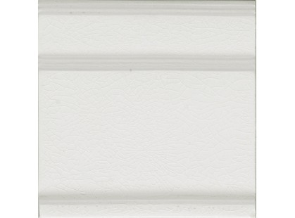 Elios Ceramica Wine Country White Base Molding