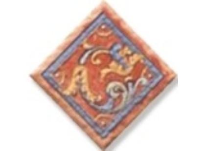 Epoca Ceramica Aragon Project Tozzetto Aragon Decorato Rosso